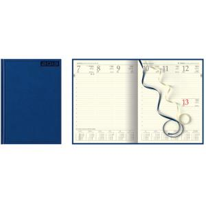 Diár Venetia Manager modrý 170x240 mm