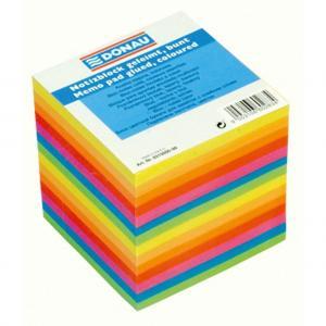 Blok kocka nelepená 90x90x90mm mix farieb (8302001PL-99)