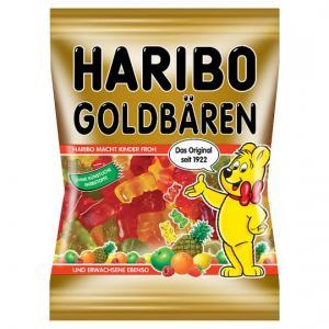 Cukríky Haribo Goldbaren 100g