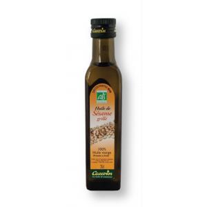 Cauvin sézamový olej 250 ml Bio
