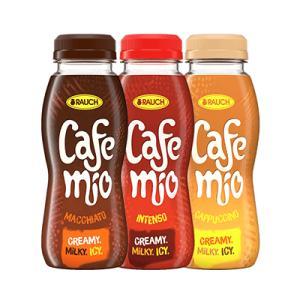 Cafemio 0,25 L mix príchutí