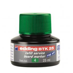 Atrament edding BTK 25 zelený