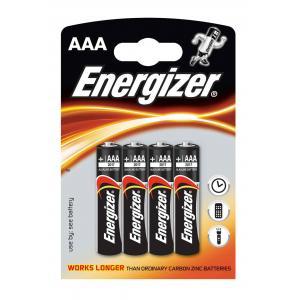 Batérie Energizer Alkaline Power AAA-LR03/4 mikrotužkové