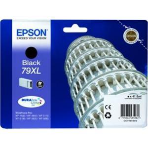 Atrament Epson C13T79014010 WorkForce WF5000 black XL