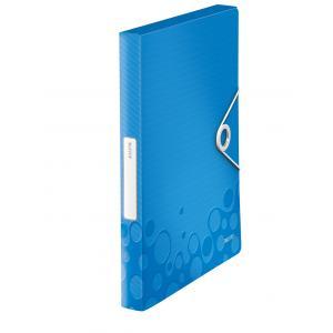 Box na dokumenty WOW metalicky modrý
