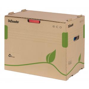 Archívna škatuľa na zakladače Esselte ECO hnedá