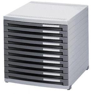 Zásuvkový box Contur 10 otvorený 25mm