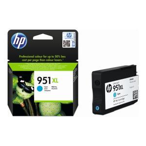 Atramentová náplň HP CN046AE azúrová č. 951 XL