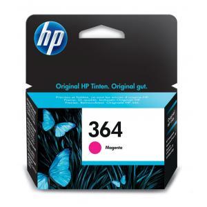 Atrament HP CB319EE 364 Photosmart C5380,C6380,D5460 magenta
