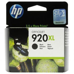 Atrament HP CD975AE čierna HP920XL