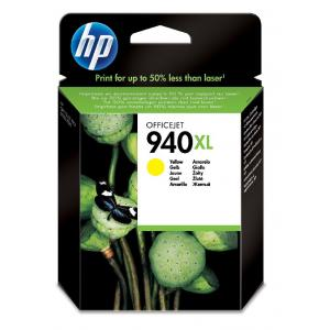 Atrament HP C4909AE yellow #940XL
