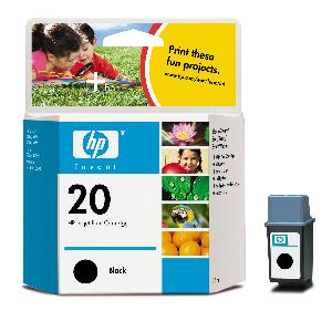 Atrament HP C6614D,28ml č.#20