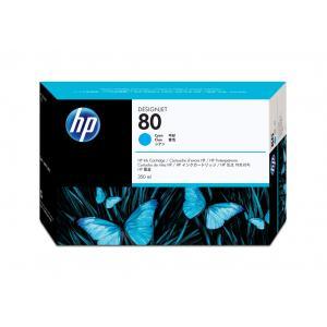 Atrament HP C4846A cyan No.80