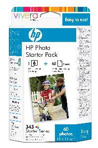 Atrament HP + Papier HP Q7948EE #343,60hár