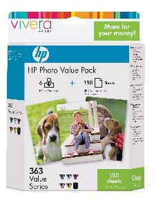 Atrament HP + Papier HP Q7966EE #363,150h.