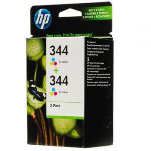 Atrament HP C9505EE 2xC9363EE #344