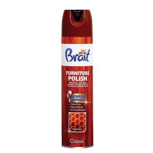 Brait Classic spray na nábytok 350ml