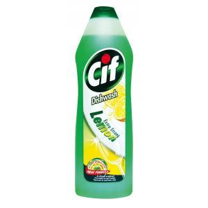 Čistiaci prostriedok na riad Cif Dishwash Lemon 500ml