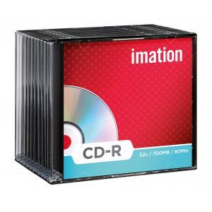 CD-R Imation 52x, 700 MB klasický obal