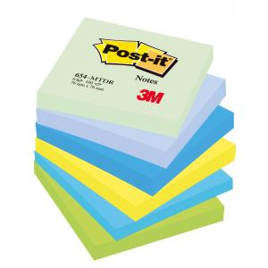 Bločky Post-it SNÍVANIE 76x76mm, 6x100 lístkov