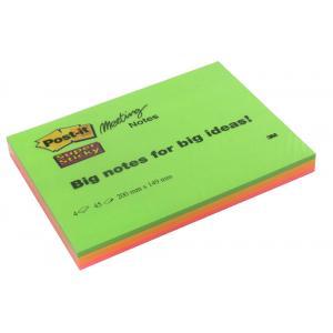 Blok Meeting notes Supersticky A5