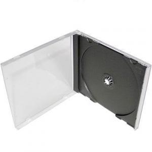 Obal na CD jewel čierny tray