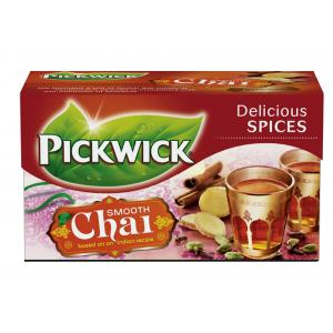 Čaj PICKWICK Delicious Spices Smooth Chai