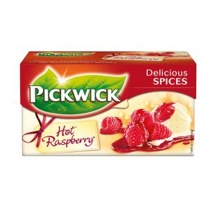 Čaj PICKWICK Delicious Spices Hot Raspberry 40g