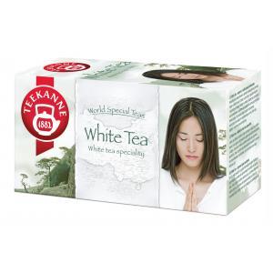 Čaj TEEKANNE biely 25g