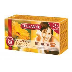Čaj TEEKANNE Harmony for body & soul Immuni 40g