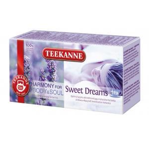 Čaj TEEKANNE Harmony for body & soul  Sweet dreams 34g