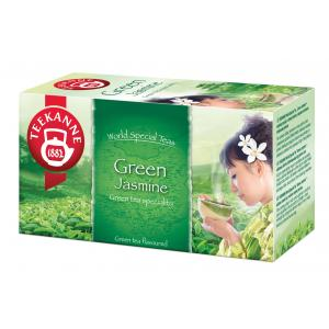 Čaj TEEKANNE zelený s jasmínom 35g