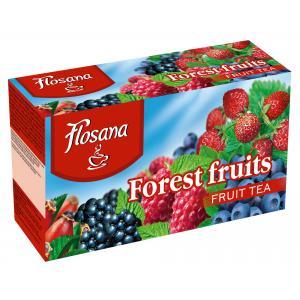 Čaj Flosana Forest Fruits 40g