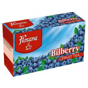 Čaj Flosana Bilberry 40g