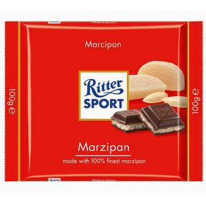 Čokoláda Ritter Sport marcipán 100g