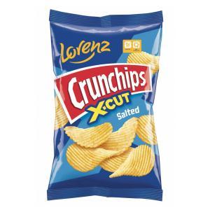 Crunchips X-cut solené 90g