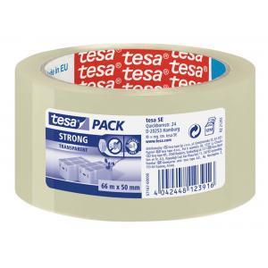 Baliaca páska TESA strong 50mmx66m transparentná