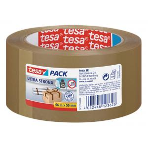 Baliaca páska TESA premium 50mmx66m hnedá