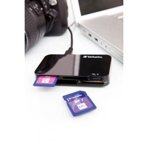 Čítačka pamäťových kariet Verbatim Hi-Speed