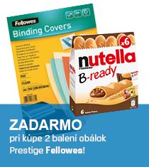 Akcia Signo a darček Nutella