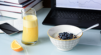 5 zdravých raňajok, ktoré si vychutnáte za kancelárskym stolom