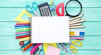 Nákupný zoznam pre školáka. Bez školských potrieb ani na krok