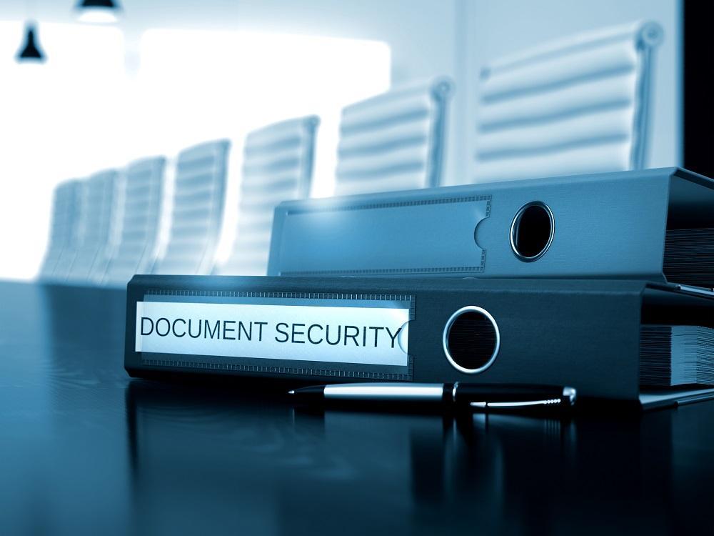 Vyhradené dokumenty