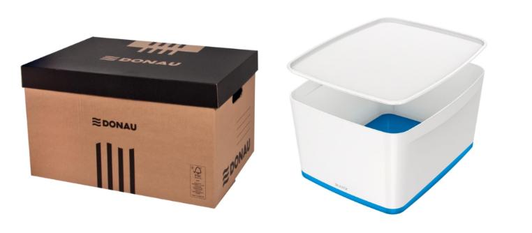 Vyberte si archívne škatule, ktoré vám vydržia roky
