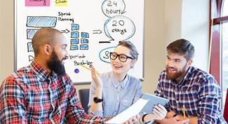 Agile: pre organizácie, ktoré chcú byť rýchle, inteligentné a flexibilné