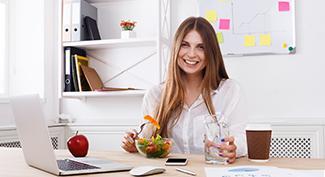 5 tipov na zdravú desiatu za pracovný stôl: výživné, chutné a rýchle