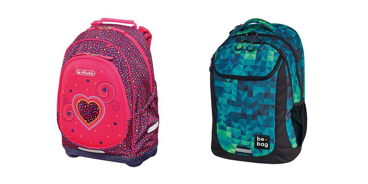 Školské tašky pre zdravú chrbticu