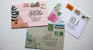 Výber správnej obálky