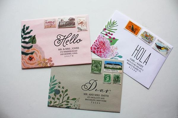 Štandardné obálky