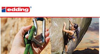 Čo môže dať permanentný popisovač horolezectvu?